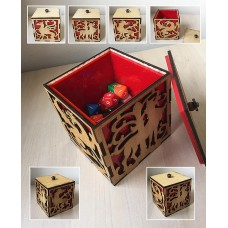 Dice Box - Mythical Beasts