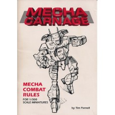 Mecha Carnage Rules PDF Download